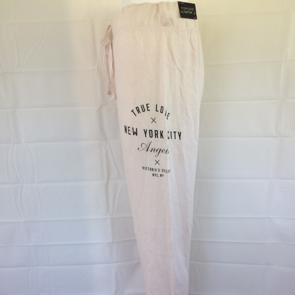 Victoria s Secret Tan Slim Fit Gym Pant Sweatpants 42f0b316c